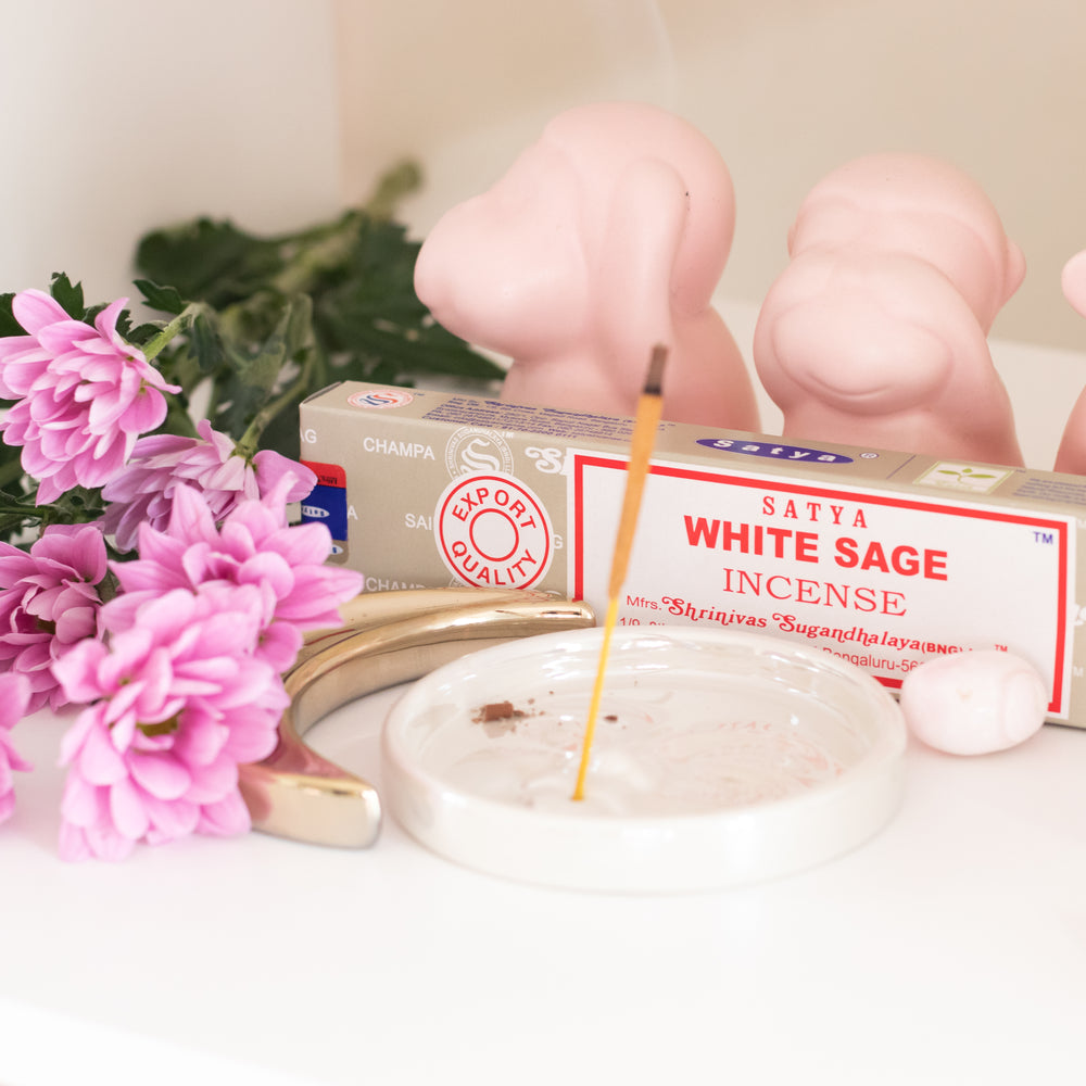 White Sage | Incense Sticks