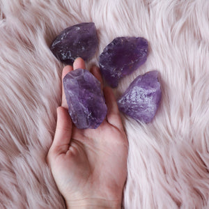 Amethyst | Rough | A grade
