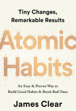 Atomic Habits-James-Clear-She Mentors book club