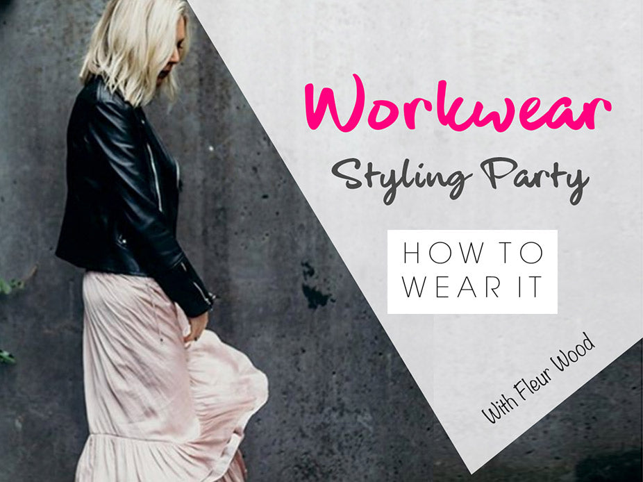Fleur Wood - Founder of How To Wear It - Event - She Mentors