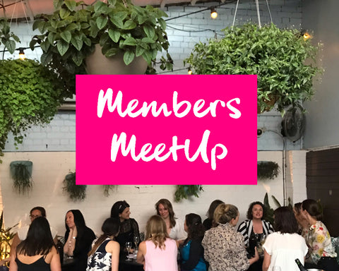 Members-only Meet Up - 5 February