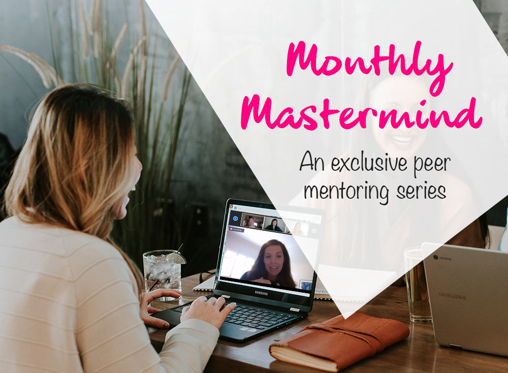 VIP Monthly Mastermind: Compassion & Courage - 22 July