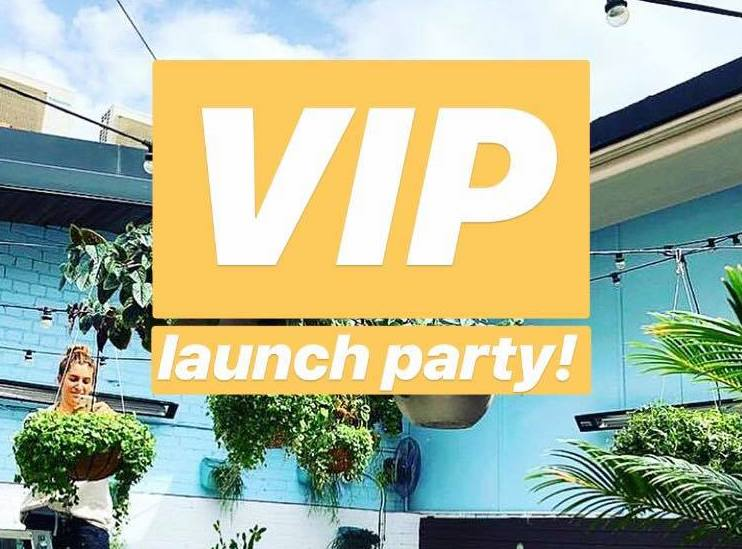 🥂VIP Launch Event - 21st November. 🥂