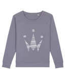Broken Crown Grey
