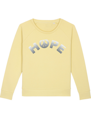 Peace and Hope - Yellow