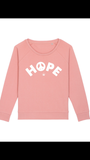 Peace and Hope -Pink