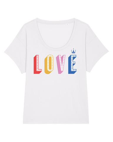 Love - Scoop Neck