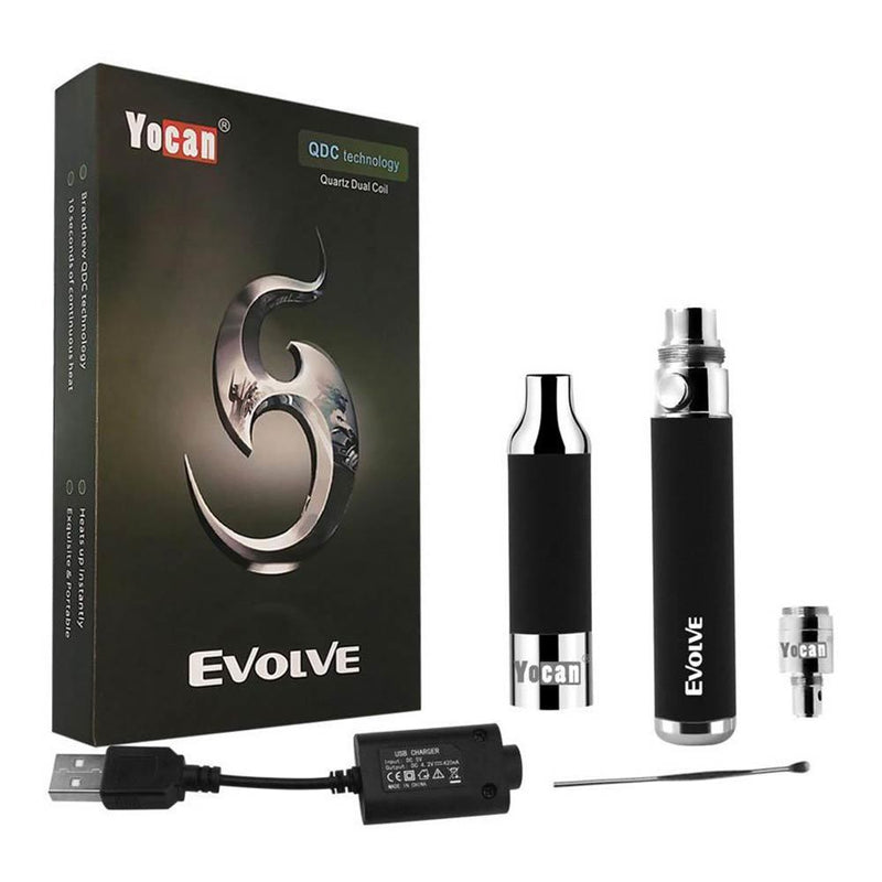 Yocan Evolve Vape (3 in 1 Kit) - DabShack Distribution