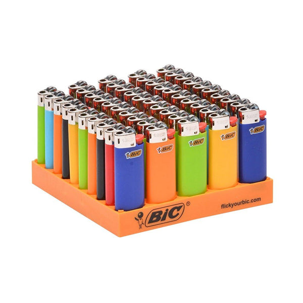 BiC Lighters (Box of 50) Mini - The Dab Shack