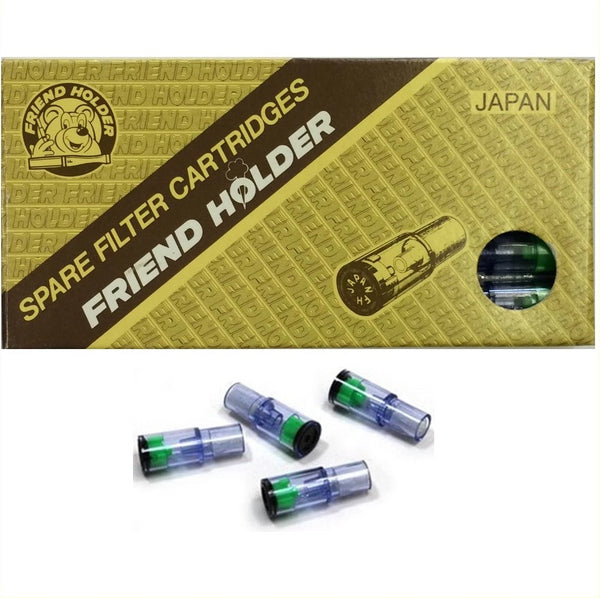 The Smoker's Friend Holder Spare Filter Cartridges (Box of 24) - The Dab Shack