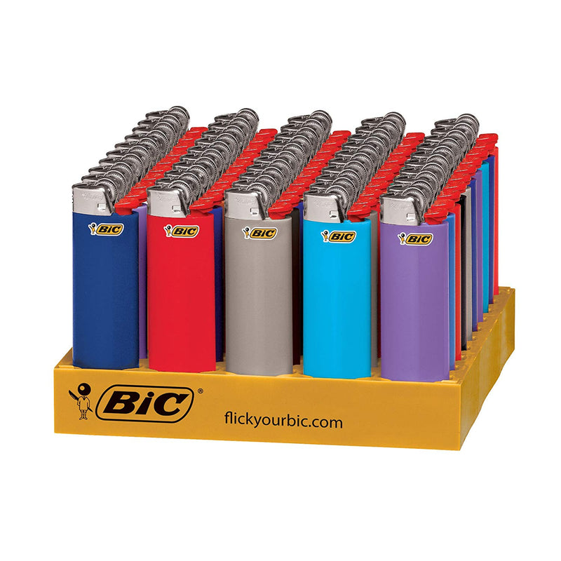 BiC Lighters (Box of 50) Maxi - The Dab Shack