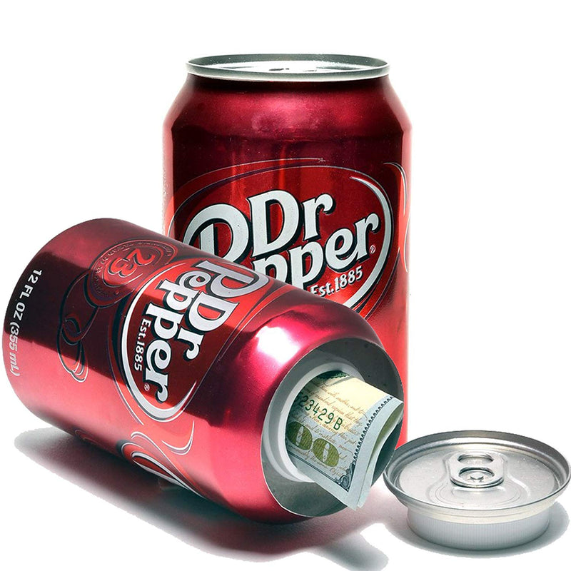 Stash Cans Dr. Pepper Limited Edition - The Dab Shack