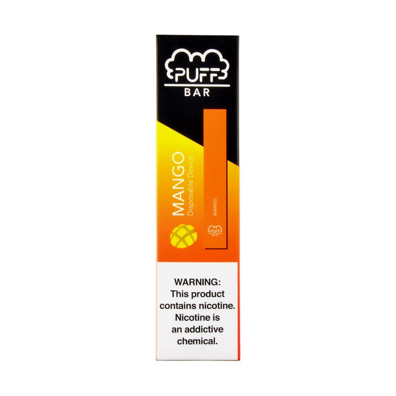 Puff Bar - 300 Puffs Disposable Device (20mg/ml) - The Dab Shack