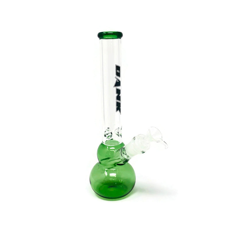 Dank Bong 10'' Bottom Coloured - DabShack Distribution