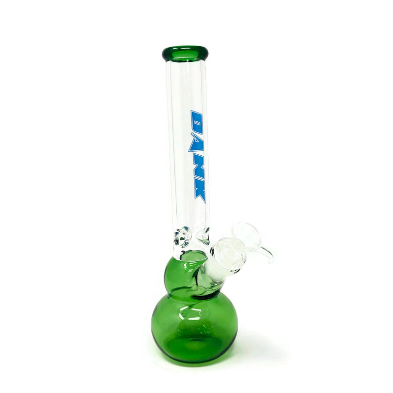 Dank Bong 10'' Bottom Coloured - The Dab Shack