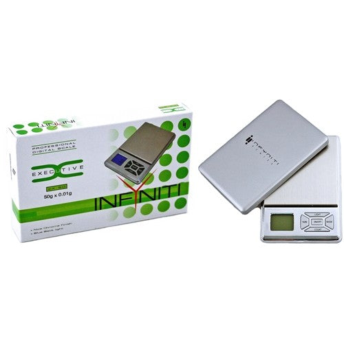 Infyniti Scales - Executive EX-50 (50g x 0.01g) - The Dab Shack