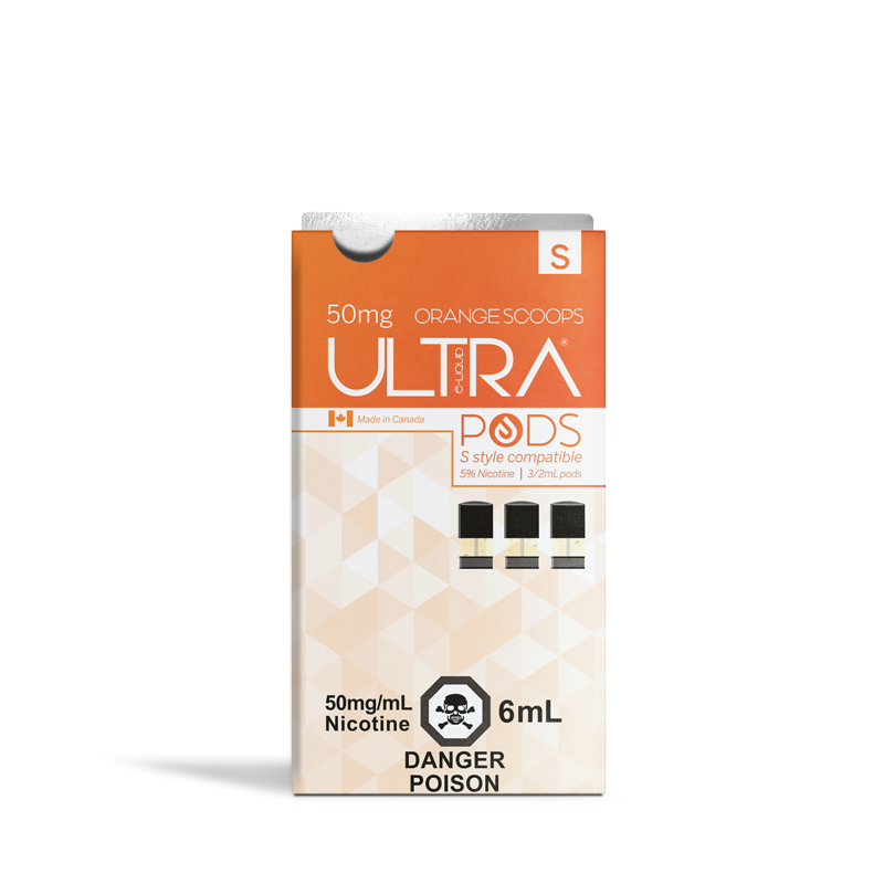 Ultra Pods - STLTH Compatible (35mg/ml) - The Dab Shack