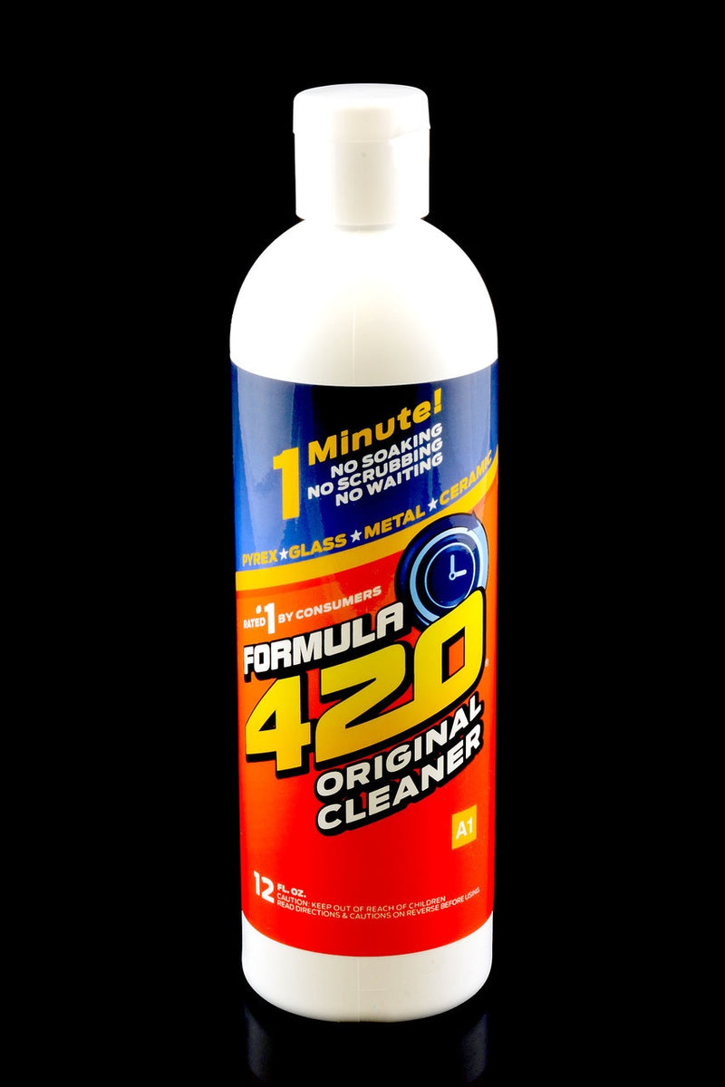 Formula 420 Original Cleaner 12OZ - DabShack Distribution