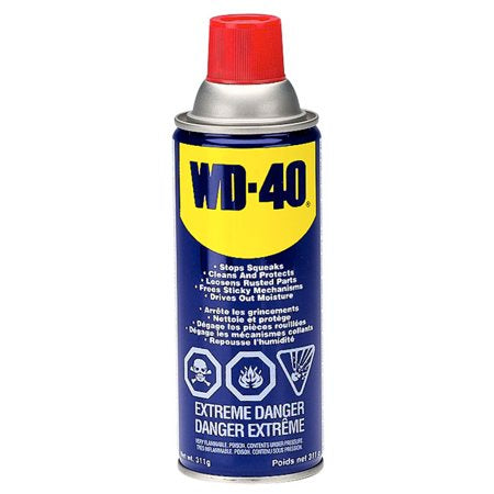 WD - 40 Multi - Use Product 311G - DabShack Distribution
