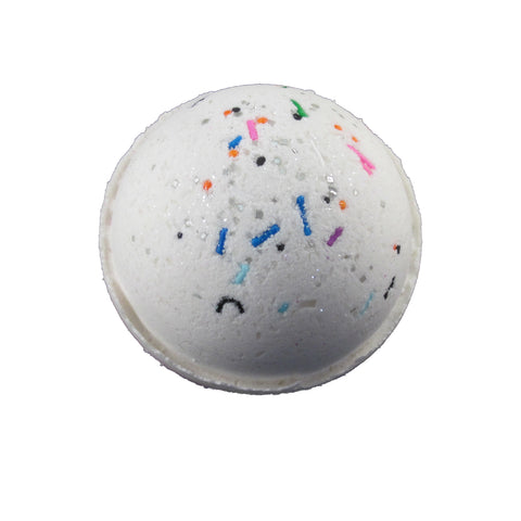 All Souls Day Bath Bomb with Argan Oil