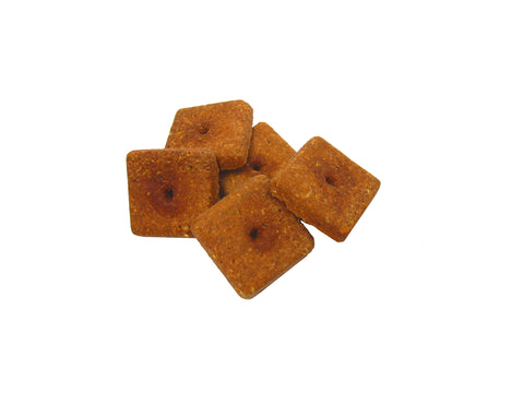 Bulk Purchase 200 Grain Free CBD infused Cheese Dog Biscuit Treats 5mg. each   1,000mg. total