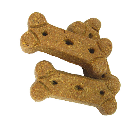 Bulk 100 Grain Free  CBD Medium Dog Biscuit treats 10 mg. each 1,000mg. total