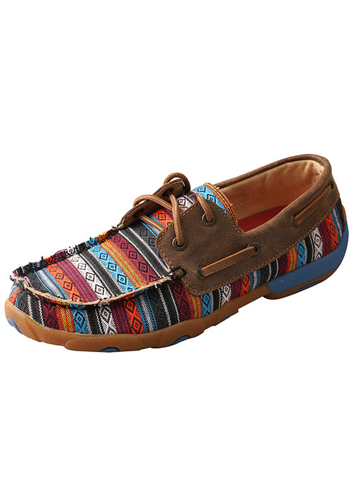TWISTED X - Women's Driving Moccasins #WDM0076