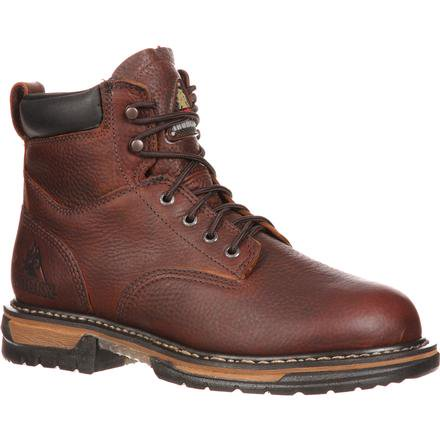 ROCKY BOOT - Men's Rocky Ironclad Waterproof Work Boot #FQ0005696