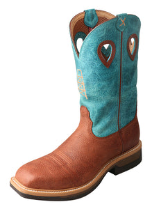 TWISTED X - Men's Lite Cowboy Workboot #MLCW024