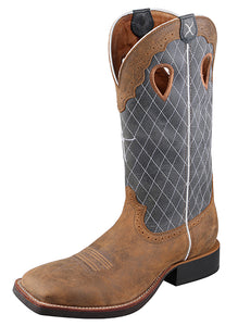 TWISTED X - Men's Ruff Stock Boot #MRS0027
