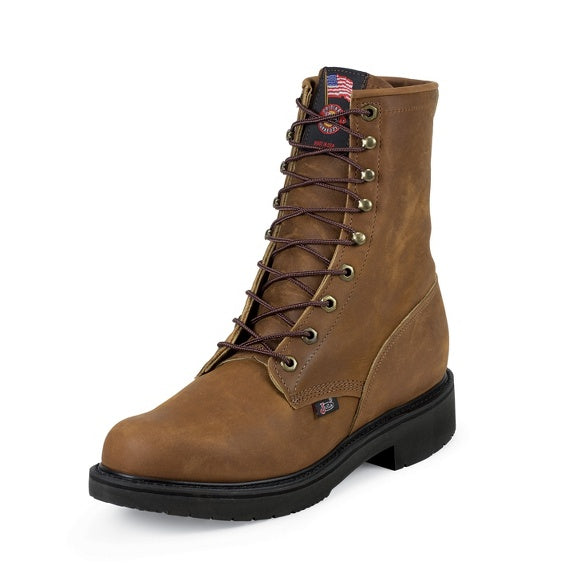 JUSTIN - Men's Cargo Brown #794
