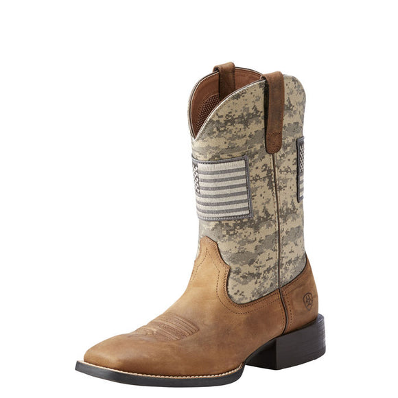 ARIAT - Men's Sport Patriot Western Boot #10023359