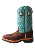 TWISTED X - Men's Lite Cowboy Workboot #MLCS021