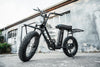 UNI Moke & UNI Swing: A new breed of urban courier and delivery electric bikes