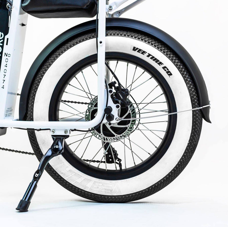 white-wall tire e-bike vee tire co unimoke fat bike tires