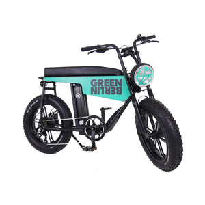 UNI MK 250W Green Berlin Edition