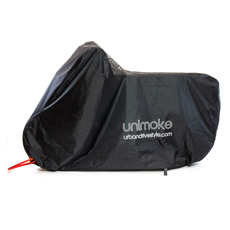 Uni Moke / Scrambler / Super 73 waterproof high quality raincover rain cover for electric bike e-bike moped motorcycle