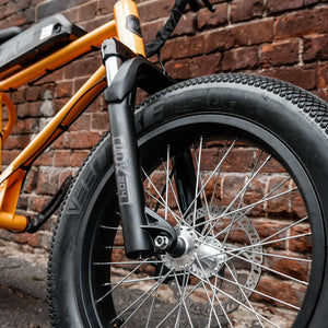 UDX Upgrade: BMX Federgabel