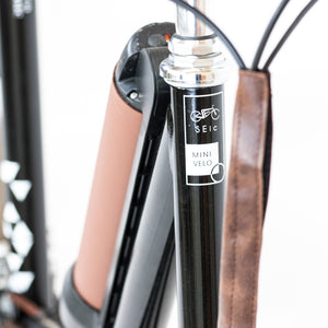 SEic Mini U – Choco Classic Bicycle / E-Bike