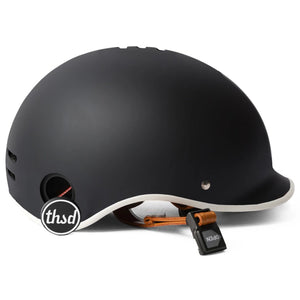Thousand Heritage Collection Helm Carbon Black Schloss Öffnung