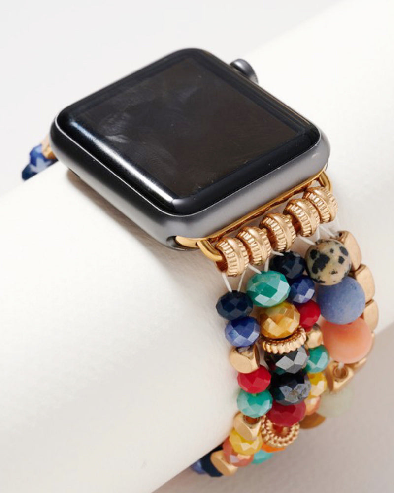 Beaded iWatch Band (38-40 mm)