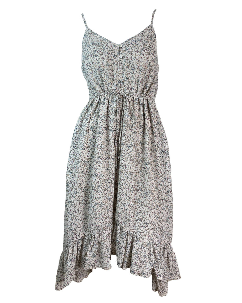 Navy and Red Flannel Button Down Shirt - Blackbird Boutique