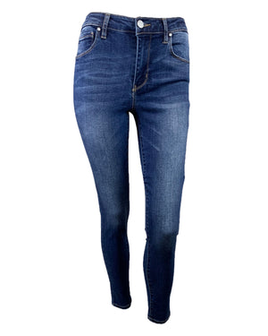Medium Wash Skinny Jeans