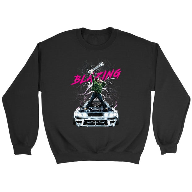 Magic Dragon Crewneck Sweatshirt - AKWYR