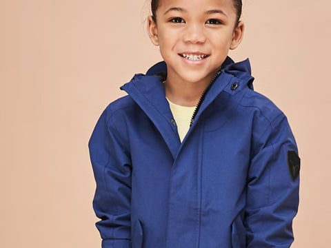 Kids' Marine Rain Jacket