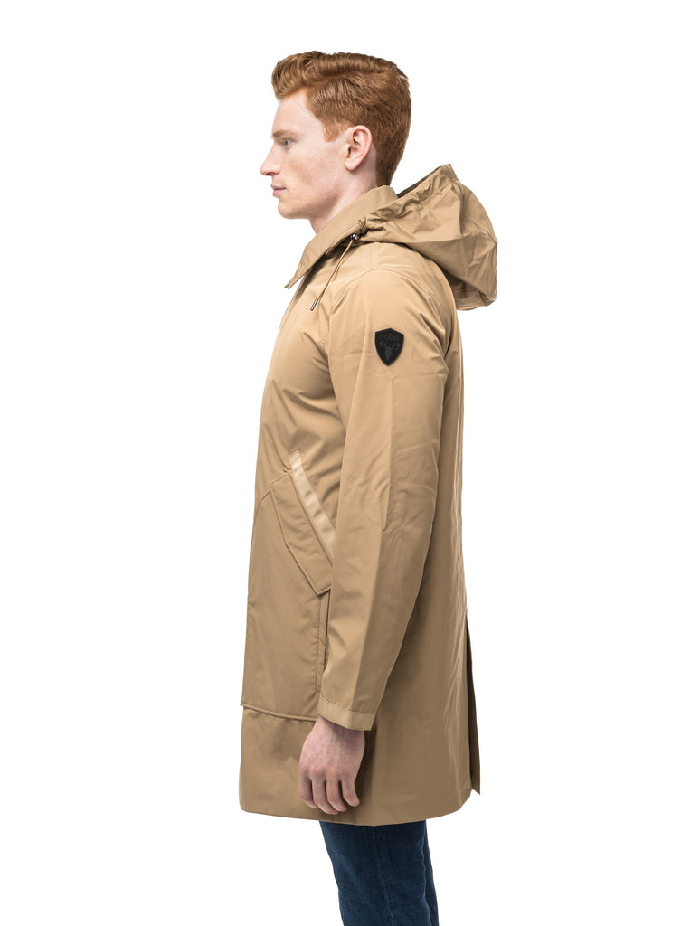 Men's knee length car coat in Cork| color