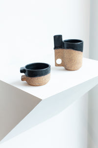 Ceramic cups by Jude Pauli