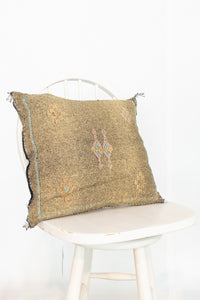 Moroccan Kilim Decorative Pillow