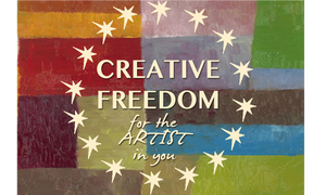 Creative Freedom For The Artist In You with Laurie Lamson
