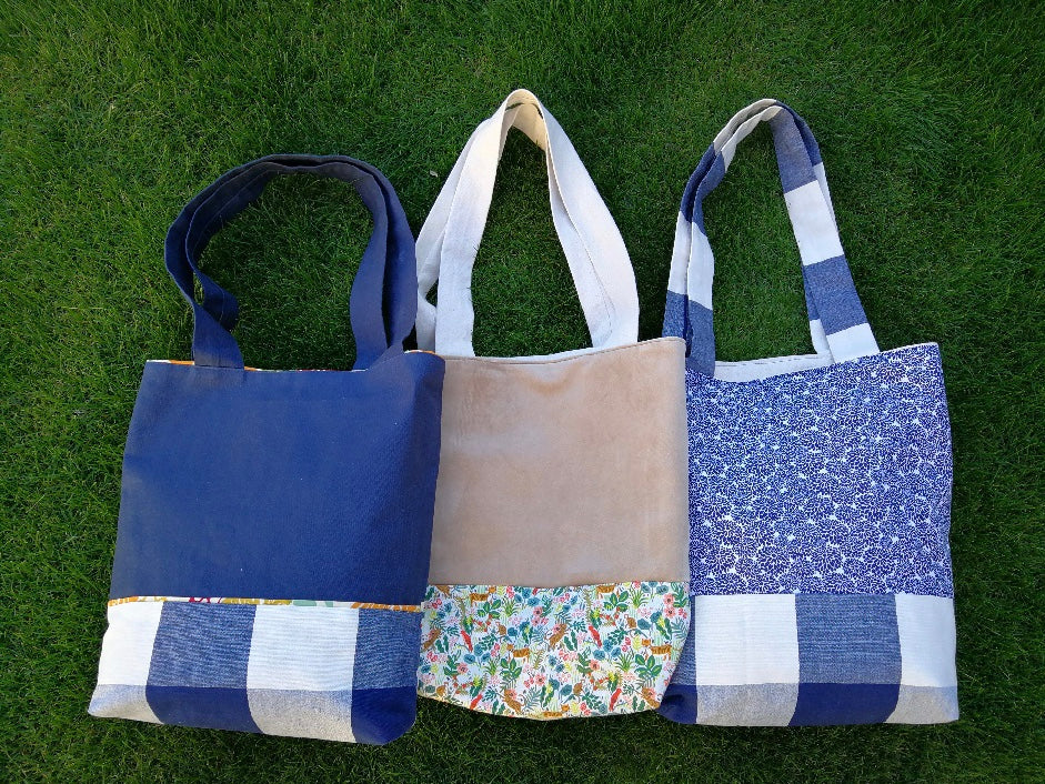 Intro to Sewing: Create Your Own Tote with Azzurra Di Marcello
